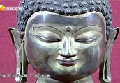 一尊祖传佛像栩栩如生,令人心生敬意,疑似是宋代释迦牟尼佛像