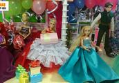长发公主的生日Party