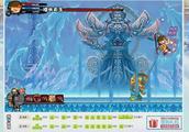 造梦西游3:齐天大圣本想揍增长天王的,可是败在蓝上了