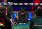 德州扑克:荷官真会玩!解说都被最后这张牌吓到