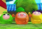 果宝特攻:果宝机甲不用来战斗,改做美食,果宝特攻大喊侮辱