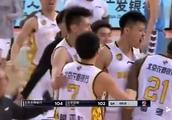 绝杀!北控外援最后时刻三分压哨绝杀北京首钢,全场球迷都嗨了!