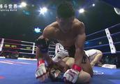 裁判故意放纵中国猛将暴打日本拳王几十拳,现场医生紧急救助!