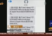 """苹果帐户遭盗刷 """"代理退款""""是骗局"""