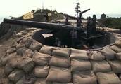 清军大炮台的一阵忙碌过后,打出来的第一炮就怎么让人失望!