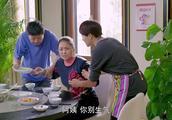 摊上这样的儿媳妇,婆婆气的差点把菜盘子摔了,幸好保姆拦着