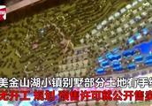 """""""削山造地""""1800亩违建别墅被曝光,河北省委书记:依法依规查处"""