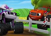 飚速帮史塔拉找到了逃走的小猪,飚速参加卡车球比赛,好嗨哦