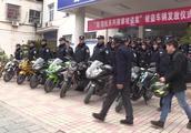 街面上停放的摩托车屡次被盗,其中一名犯罪嫌疑人竟未满14周岁!