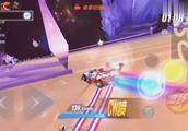 QQ飞车手游:咕噜星球 一分三十二秒 星耀局通杀对手