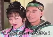 戏说乾隆:郑少秋紧紧地握住赵雅芝的手!听听他都说了什么