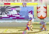 街头霸王2:粉丝长臂猿这一套连击还是非常无解的雷电也不例外