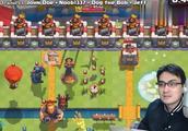 皇室战争:8vs8部落战可能来袭还是愚人节玩笑?