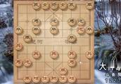 大神象棋:一盘以快打快的精彩对弈,对方也是一点不虚,能攻善守