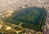 日本有一座陵墓,比秦始皇陵更大,至今无人敢动