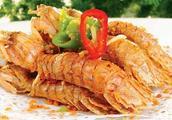 我家私房菜之椒盐琵琶虾(2)
