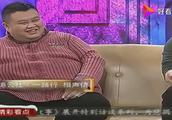 鲁豫有约:孙越的体重遭到岳云鹏的调侃,太搞笑了