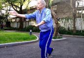 91岁高龄,太极拳已经出神入化