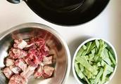 怎么做好吃,豆角炖大骨头的家常做法