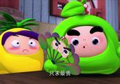 果宝特攻:菠萝吹雪想吃饭,每次都让陆小果请吃饭真是太坏了