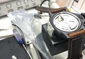 检测发货调试机械表视频合集 鼎天腕表Qc-474