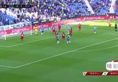 西甲第28轮,西班牙人0-1塞维利亚,武磊首发打满全场,表现出色