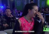 朱丹问:跟谁拍吻戏感觉最好?吴奇隆一句话,刘诗诗捂嘴害羞