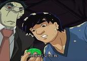 成龙历险记:阿奋要抢成龙的绿宝石,成龙没让他得逞