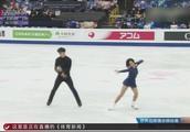 隋文静、韩聪组合再夺花滑世锦赛冠军