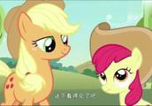 小马宝莉:珍奇请苹果嘉儿去当评委,和诸评委第一次见就尴尬了