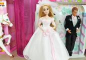 长发公主要结婚了 长发公主的豪华婚礼马车