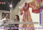 春妮探访李玉刚,一套舞台剧服装价格不菲,有人收藏都不舍得