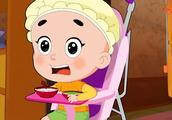《新大头儿子小头爸爸》大头是婴儿不能吃鸡腿-_高清
