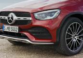 2020 款全新奔驰 GLC Coupe,不减舒适的运动!