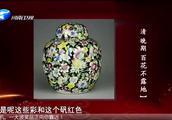 华豫之门:清代晚期一对瓷器,经专家鉴定竟是真品,挺值钱的!