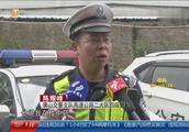 """货车司机高速路上违停,为""""寻百草""""?为逃处罚还想行贿交警"""