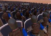1000个火枪兵能不能消灭1000个盾牌兵?win94一枪打爆一级头