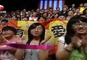 高三学生给周华健唱《朋友》,听得周华健直捏双手!