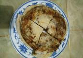 天津的麻酱饼的制作方法
