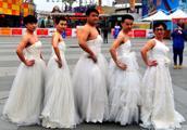 结婚穿婚纱一定要穿高跟鞋吗?