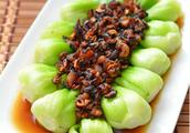油菜怎么做好吃,油焖油菜的家常做法
