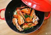 葱姜炒蟹怎么处理螃蟹
