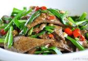 猪肝炒青椒的做法5分极速11选5图,猪肝炒青椒怎么做好吃