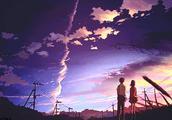 我们仰望着同一片天空却看着不同的地方——新海诚《秒速5厘米》