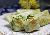 韭菜春卷的做法步骤图,韭菜春卷怎么做好吃