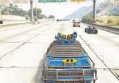 侠盗猎车5:自从有了这辆车,就再也没有人敢挡道了