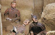 秦朝活人兵马俑的传说是真的吗?
