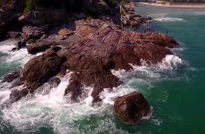 """航拍下的惠州三门岛到底有多美?有人说它是广东的""""马尔代夫"""""""