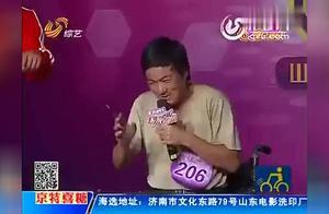 奇葩大哥装残疾被拆穿,自称坐着轮椅有感觉,姜桂成直言我才不信