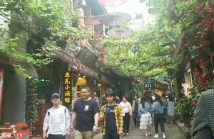重庆磁器口古镇:石板街带来古老气息,带你重温老重庆旧梦~